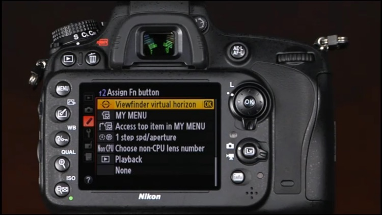 Nikon D610 Beyond the Basics by QuickPro HD by Flatiron Mobile