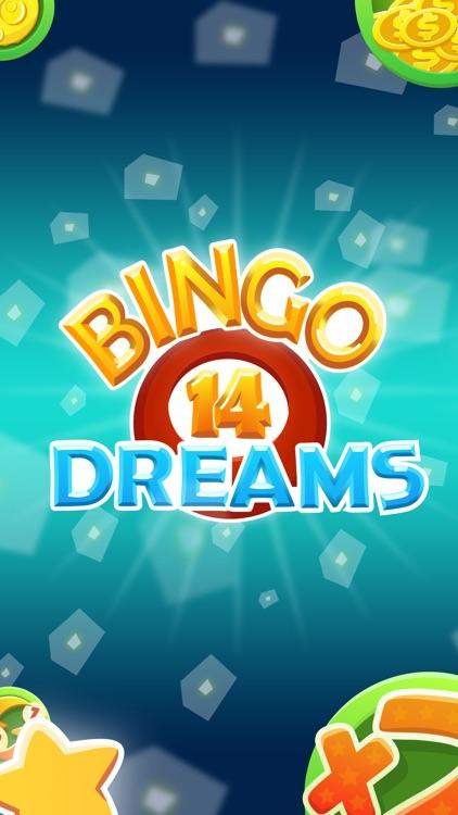 Bingo Dreams Bingo - Fun Bingo Games & Bonus Games screenshot-4