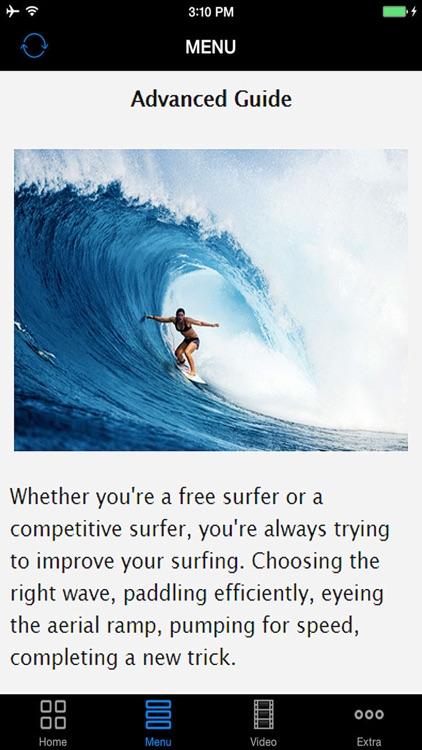 How to Surf Guide 4 Beginners screenshot-4