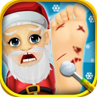 Codes for Christmas Foot Spa Doctor - little santa baby salon kids games for boys & girls! Hack