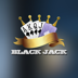 46.BeatifulBlackJack-cards