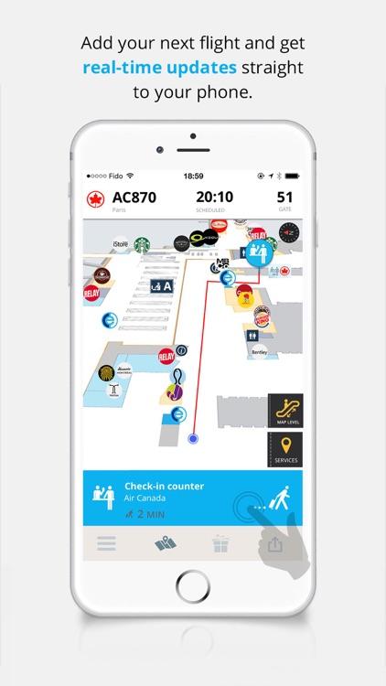 Montréal-Trudeau Airport – YUL screenshot-0