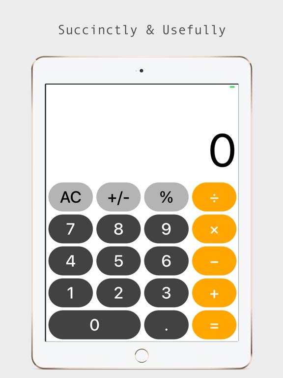 Calc Air - iPad计算器