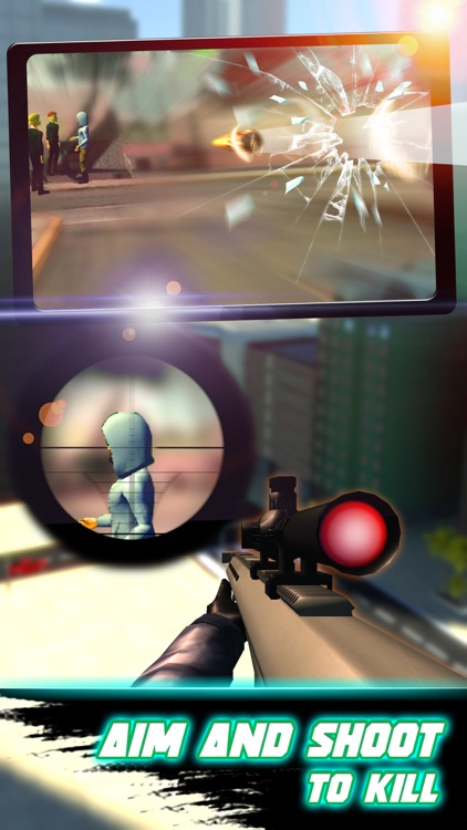 Sniper 3D Silent Assassin: Gun Shooting Free Game