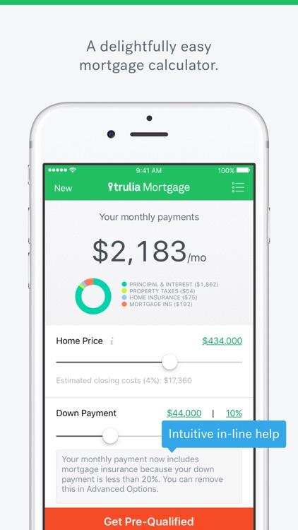 Trulia Mortgage