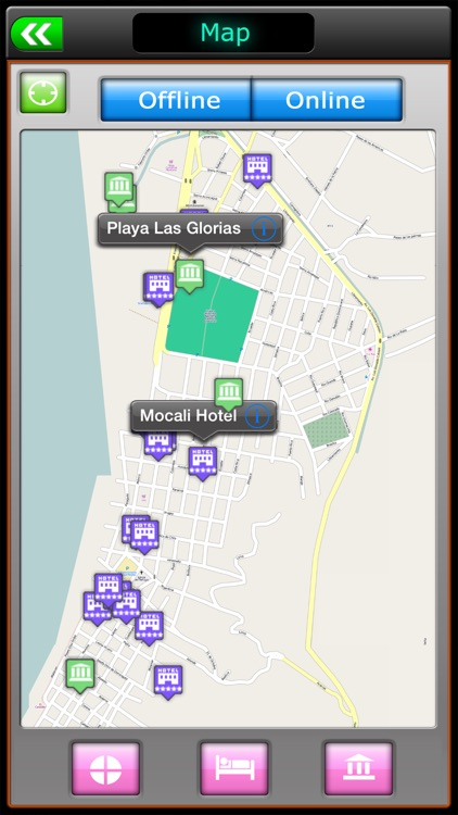 Puerto Vallarta Offline Map Travel Guide