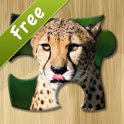 Bright puzzles: Wild Animals Lite