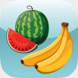 Lets Learn Fruits & Vegetables