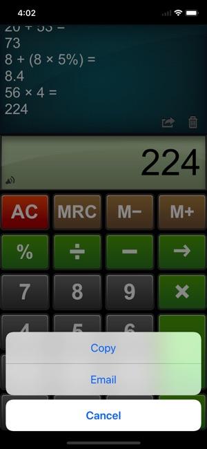 Calculadora HD Screenshot