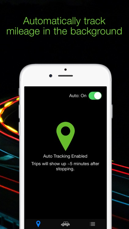TrackMyDrive - Mileage Tracker & Auto Mileage Log screenshot-0
