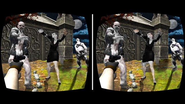 c10dc5804646 Evil Zombie-VR Shooting Games on the App Store