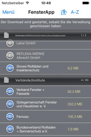 FensterApp - FeMoSo screenshot 3