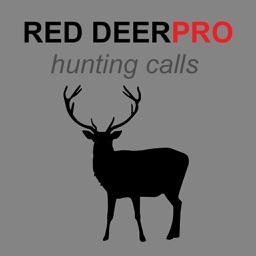 REAL Red Deer Calls & Red Deer Sounds for Hunting - BLUETOOTH COMPATIBLE
