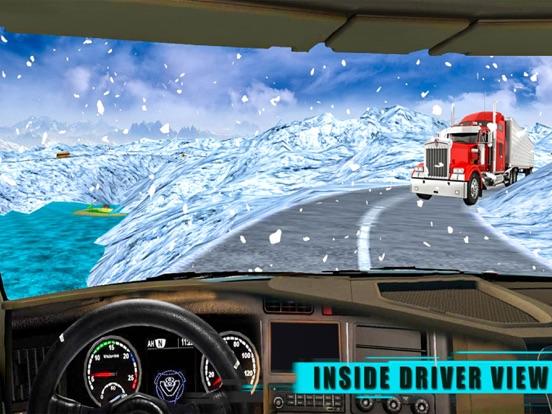 Скачать игру Truck Drive Cargo 3D
