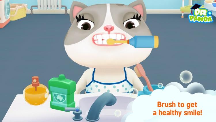 Dr. Panda Bath Time screenshot-3