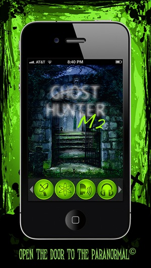 ‎Ghost Hunter M2