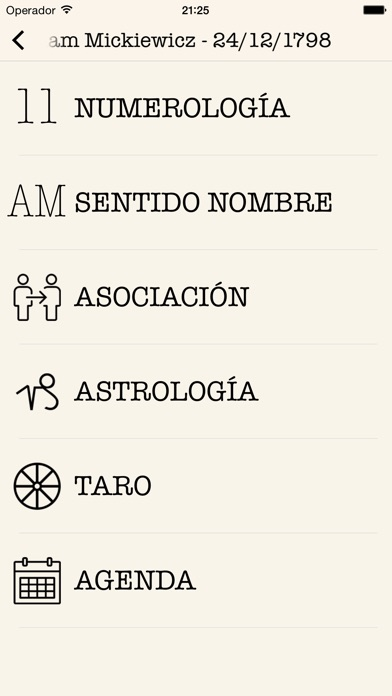 Screenshot for Destiny Map-Numerology Astrology Taro in Venezuela App Store
