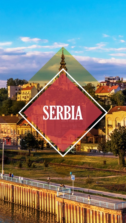 Tourism Serbia screenshot-0