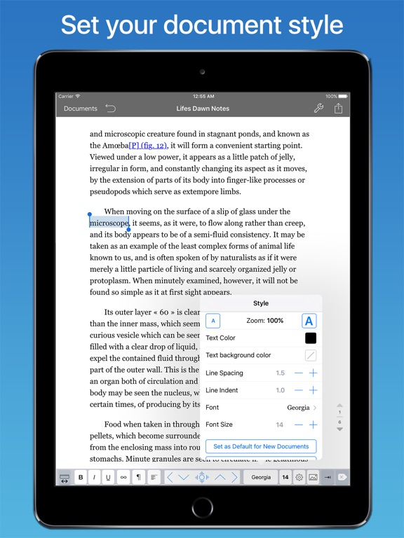 TextEdit+ Screenshots