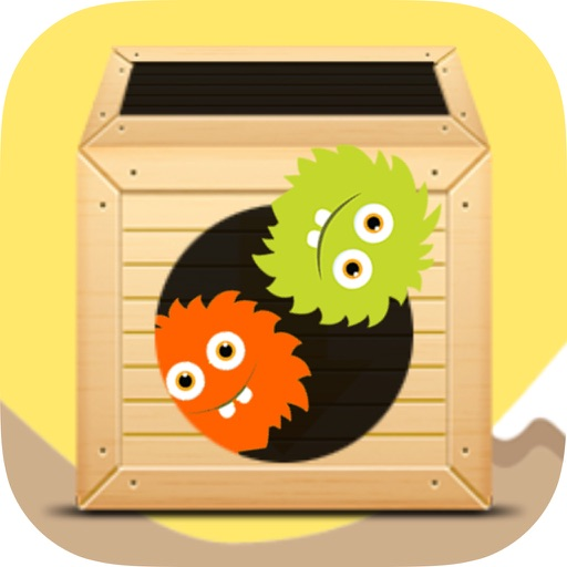 Artillery Monster Box FREE - Physics Puzzle Game iOS App