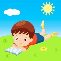 Учимся читать по слогам. Учим слова, слоги, звуки.