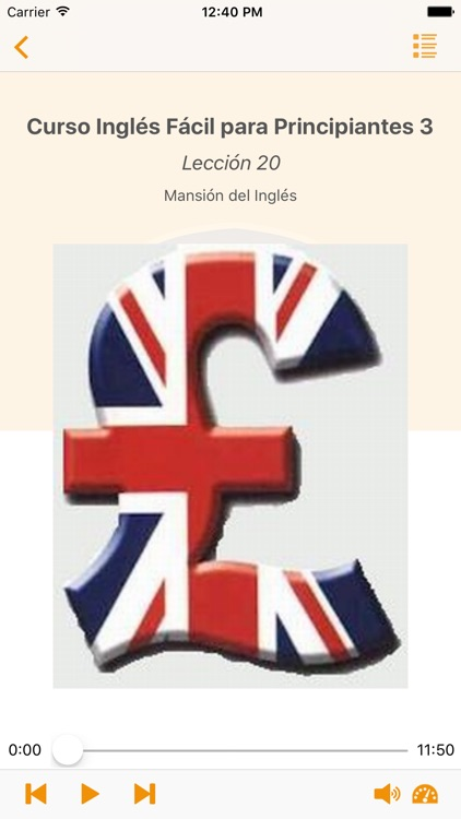 Audio Curso Inglés Fácil para Principiantes 3