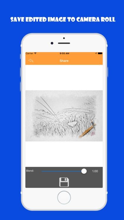 Sketch my photo, Photo to Sketch Effect screenshot-3
