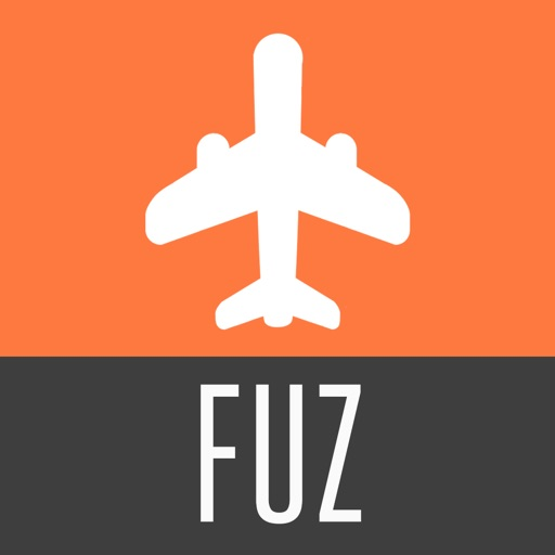 Fuzhou Travel Guide with Offline City Street Map