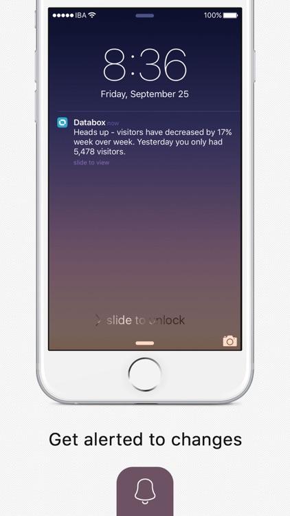 Databox: Business Analytics Dashboard screenshot-3