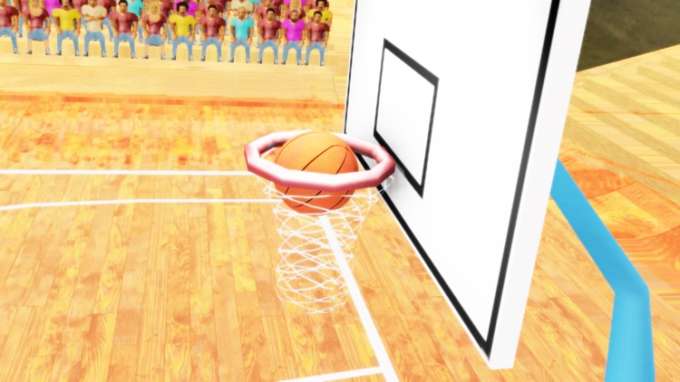 Ultimate Basketball Stars! Lite - Real Basketball Simulator screenshot-3