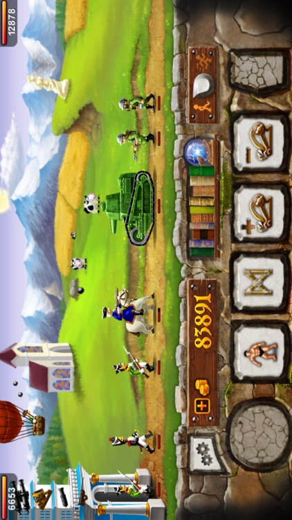 Eternity Wars. The Way of King. screenshot-3