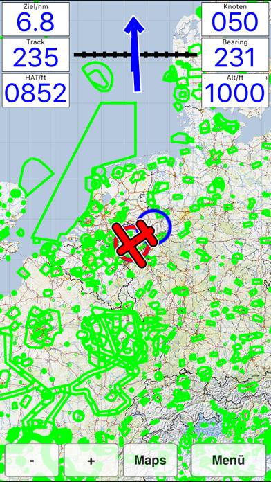 Flymap - Moving Map System screenshot three