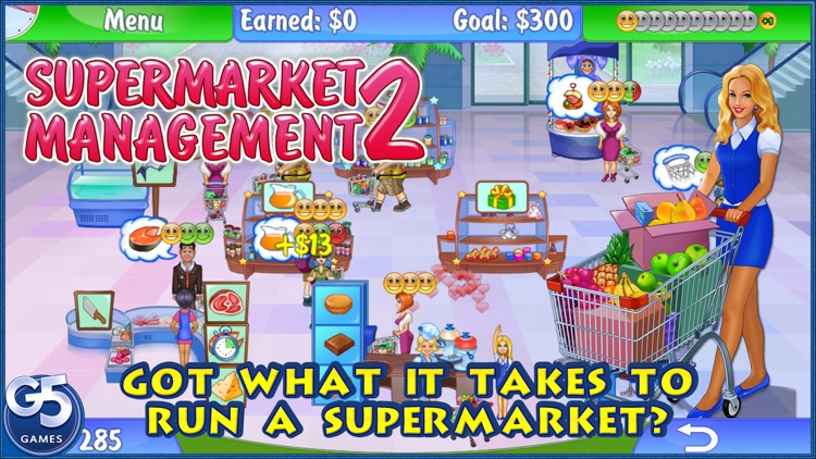 Supermarket Management 2 (Full) screenshot-0