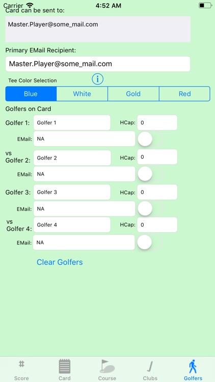 ScoreCaddy+ screenshot-4