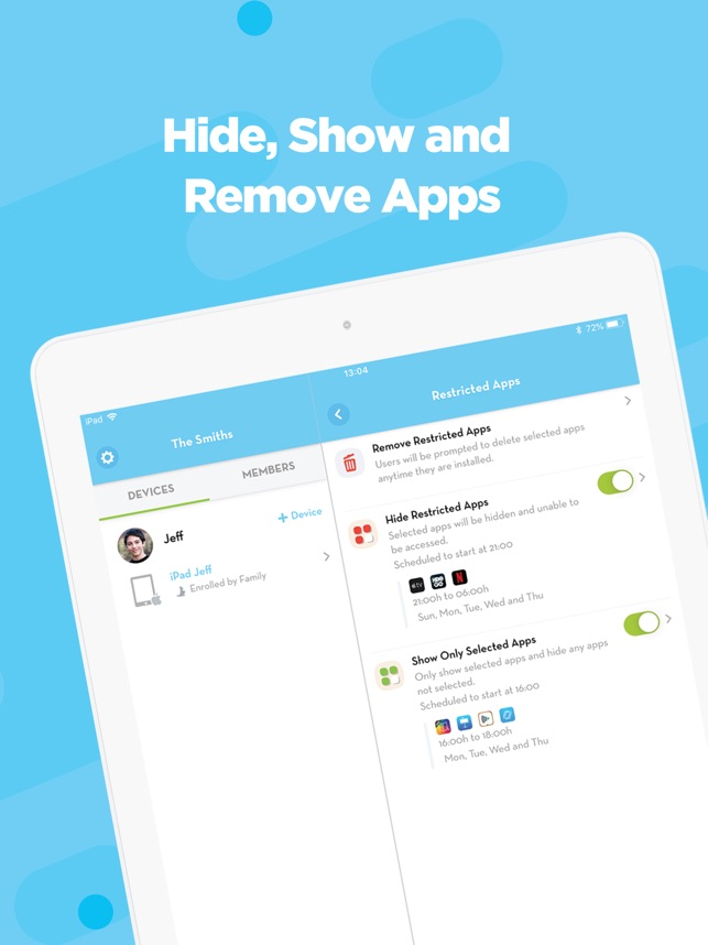 ScreenGuide Parental Control on the App Store