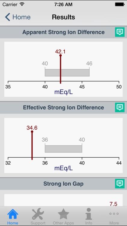 Acid-Base Calculator screenshot-3