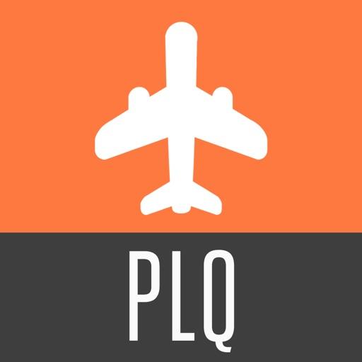 Palanga Travel Guide with Offline City Street Map