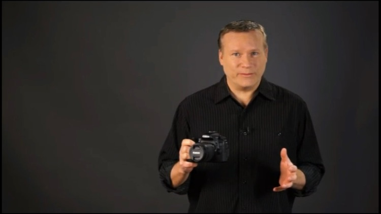 Canon 70D Shooting Video HD from QuickPro