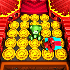 Vegas Casino Dozer - FREE Coin Pusher Game!