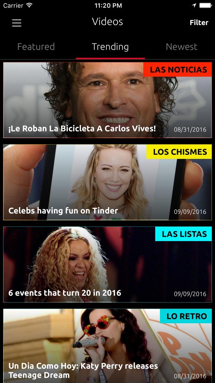 LaMusica Screenshot