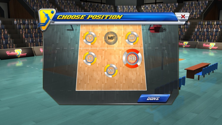 VolleySim: Visualize the Game screenshot-4