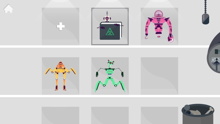 The Robot Factory by Tinybop Lite