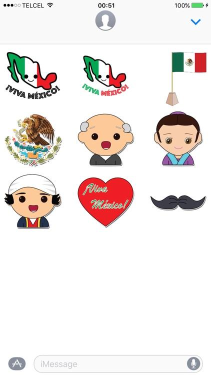 Viva Mexico - Stickers