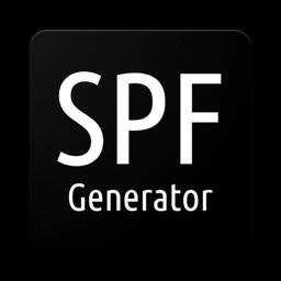 SPF Generator