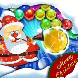 Bubble Shooter Christmas Edition