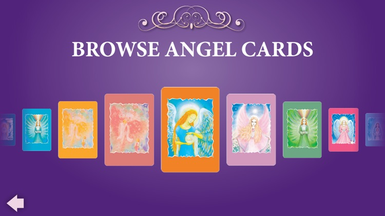 Tarot Angel Cards -Develop your intuition (No Ads) screenshot-3