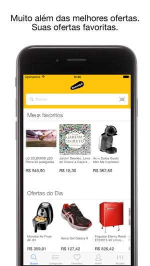 31a535ee5 Buscapé - Ofertas e Descontos on the App Store