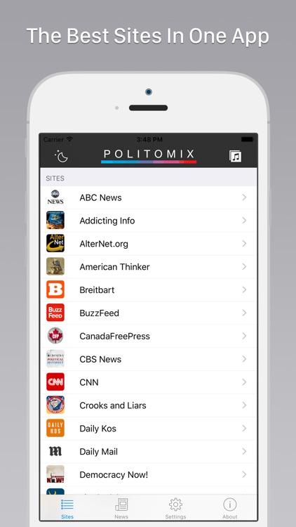Politomix - Political News