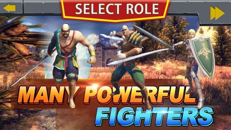 Fighter of Kung fu - Combat of Swords screenshot-4