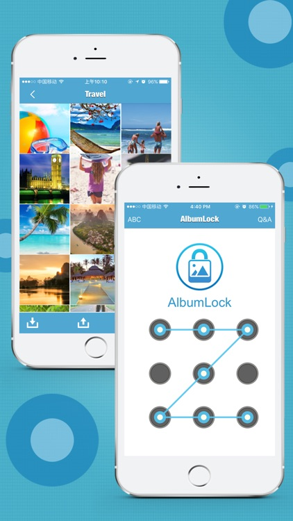 Album Lock-Lock secret photo album & private video